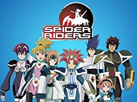 Spider Riders - Season 1
