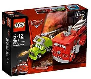 LEGO Cars 9484 - El rescate acuático de Rojo