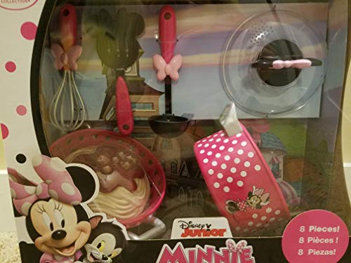 minnie mouse cooking set - 5