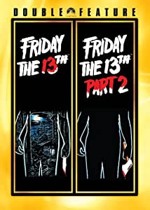 Friday the 13th (1980) / Friday the 13th, Part 2 (1981) (Double Feature)