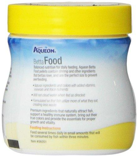 Aqueon Betta Food Pellets Buy Online In Uae