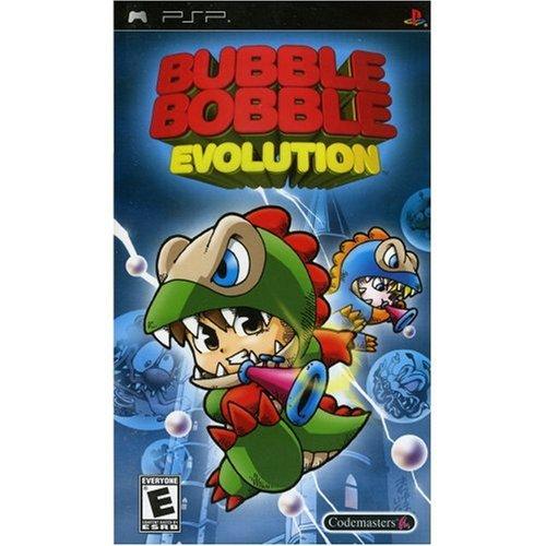 Bubble Bobble Evolution - Sony - Bubble Bobble Puzzle Game
