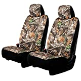 Realtree Edge Camo Seat Cover | Low Back | Bucket Seats | Set of 2