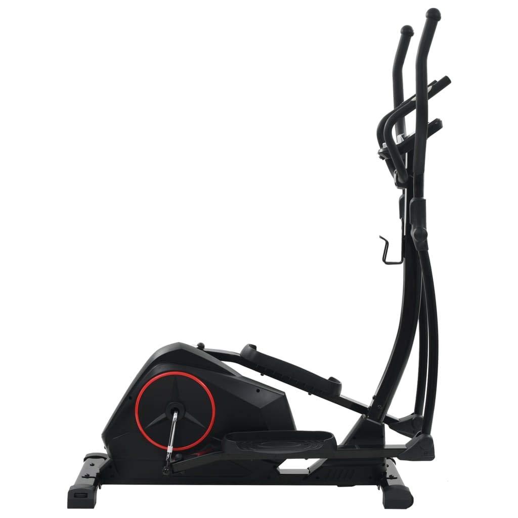 vidaXL Crosstrainer mit Pulsmessung Ellipsentrainer Heimtrainer Ergometer