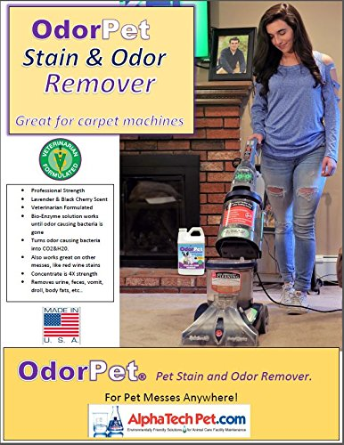 OdorPet Pet Stain and Odor Remover 64 oz