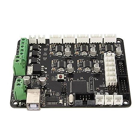 quickbuying MKS Base V1.5 Junta de Control de Impresora 3d con USB ...