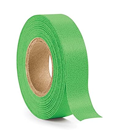 """Paper Tape 1//2/"""" Green"""