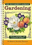 Old Farmer s Almanac Gardening 2019 18-Month Weekly Planner, 6 x 9, (CW-0492)