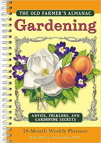 Farmers Almanac Garden Planner App