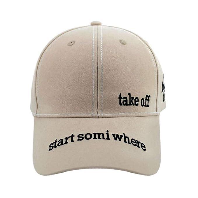 sdssup Sombrilla Tela cómoda Gorro de Viaje Transpirable Sombrero ...
