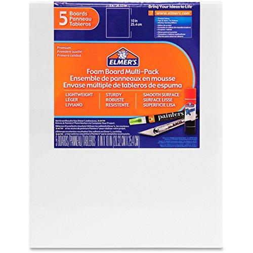 EPI950020 - White Pre-Cut Foam Board Multi-Packs