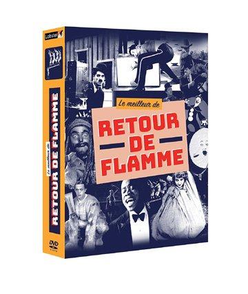 Flashback Collection - 8-DVD Box Set ( Retour de Flamme ) ( Flash back ) [ NON-USA FORMAT, PAL, Reg.0 Import - France ] by Lobster Films