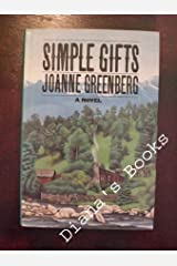 Simple Gifts Hardcover