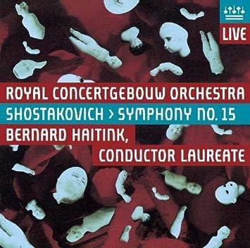ショスタコーヴィチ:交響曲第15番
