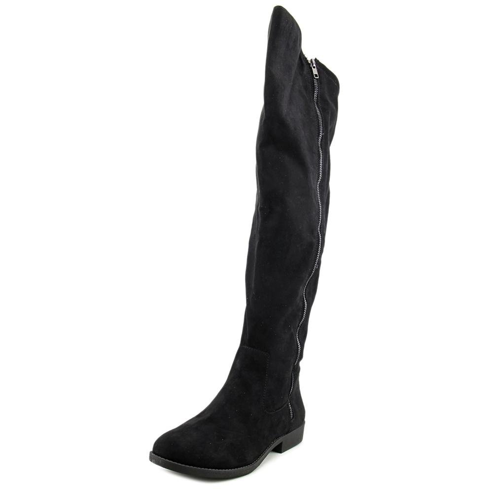 Style & Co. Womens Hadleyy Closed Toe Knee High Fashion Boots Black Size 6.5