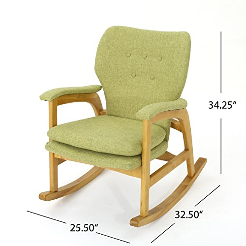 Brilliant Christopher Knight Home 301990 Bethany Mid Century Fabric Ibusinesslaw Wood Chair Design Ideas Ibusinesslaworg