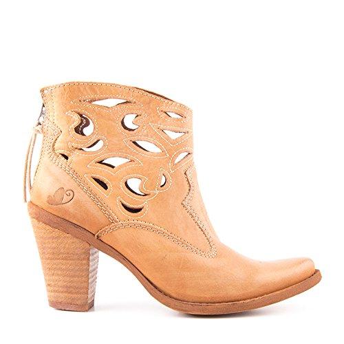 FelminiStones 8357 - Botas de cowboy Mujer