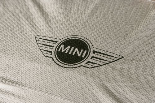 MINI Cooper Genuine Factory OEM 82110035883 Outdoor Car Cover 2007-2012 (Will not fit Clubman or Countryman) (Best Mini Cooper Car Cover)