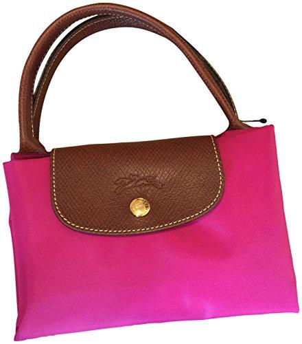 Longchamp Pilage Medium Tote Pink product image