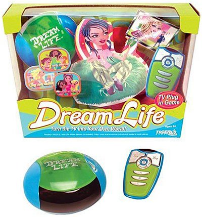 Dream Life - Dream Life Create The Life You Dream About TV Plug-In Game