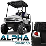 NEW!!! Club Car Precedent ALPHA Off Road Style Body Kit in White