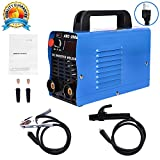 ARC Welder - ARC 200 Welding Machine IGBT Inverter Welder, AC DC 110V 200 AMP Welding Machine Mini Welder Suit 2.5-3.2 MM Welding Rod Equipment with Accessories Tools