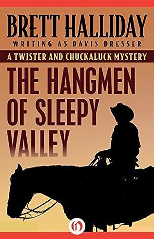 book cover of The Hangman of Sleepy Valley