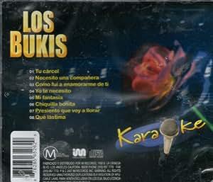 Karaoke: Exitos De Los Bukis
