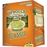Wholly Guacamole Classic Guacamole Mini Cup, 2 Oz, 20Count