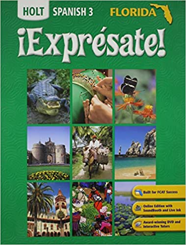 Expr Sate Florida Student Edition Level 3