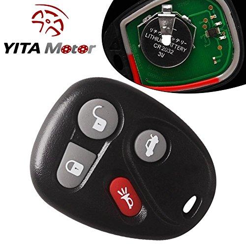 YITAMOTOR Replacement Transmitter 25695954 25695955