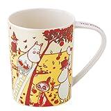Moomin Four Seasons of Moominvalley Mug - Fall