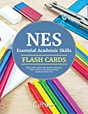 NES Essential Academic Skills Flash Cards: Exam Prep Review with 300+ Flash Cards for the NES Essential Academic Skills Test by