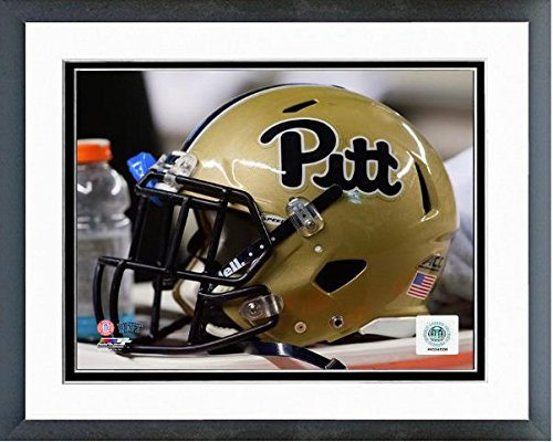 Pitt Panthers Football Helmet Photo (Size: 12.5