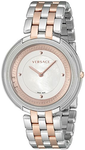 Versace Womens Two Tone Bracelet Watch product image