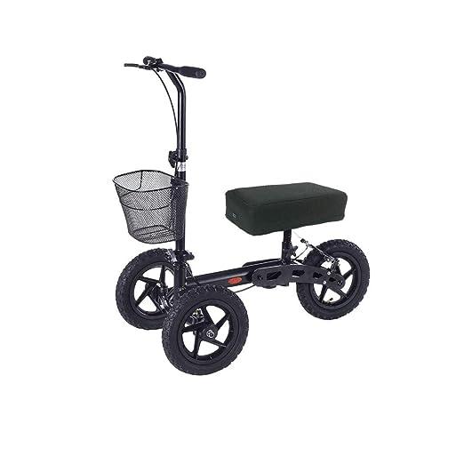 Amazon.com: Andador de rodilla Pad funda, espuma suave para ...
