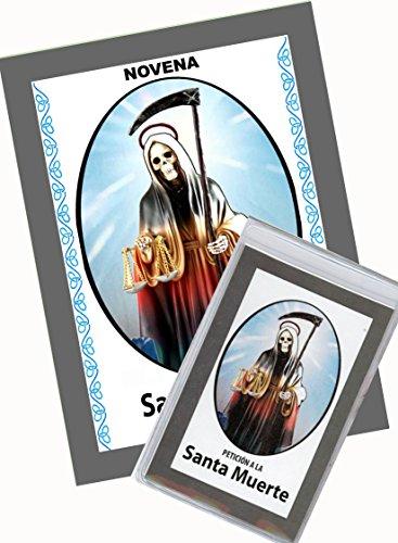 Novena De La Santa Muerte Para Reunir a los Separados y Hacer que Regrese Quien se Fue. (Corazón Renovado) (Novena A La Sangre De Cristo Original)