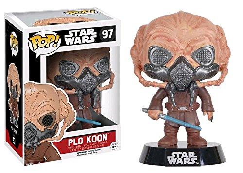 Funko Pop! Star Wars 97 Plo Koon -