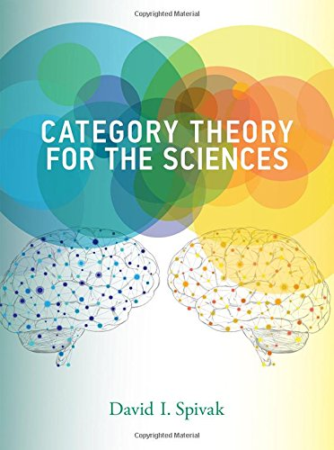 Large book cover: Category Theory for the Sciences