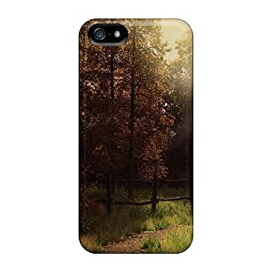 CC WalkingDead Case Cover Protector Specially Made For iphone 6 4.7 Autumn Of The Wolf