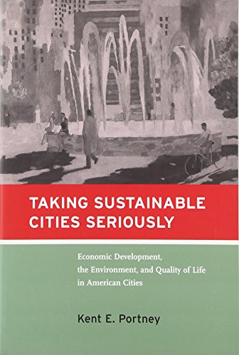 Taking Sustainable Cities Seriously: Economic...