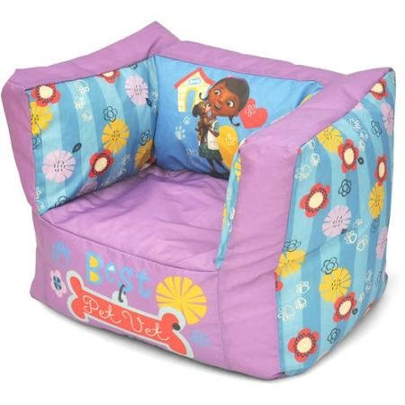 "Doc McStuffins Ultimate ""Just My Size"" Bean Bag Chair for kids"