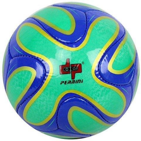 8320 Perrini Brazucaサッカーボール – サイズ544 ; green44 ; blue44 ;ゴールド B01HMSBI6W