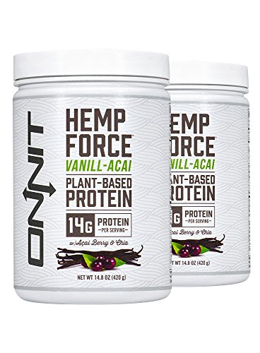 Onnit Vanilla Acai Superfood Approved Powder