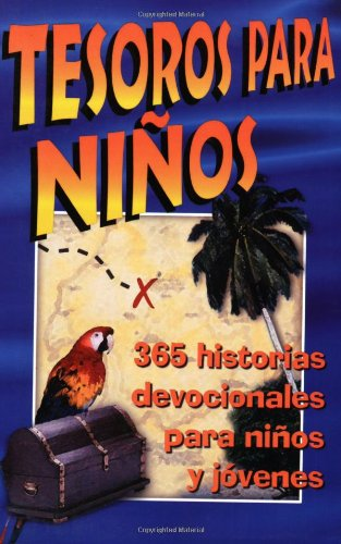 Tesoros para niños (Spanish Edition) [Children's Bible Hour] (Tapa Blanda)