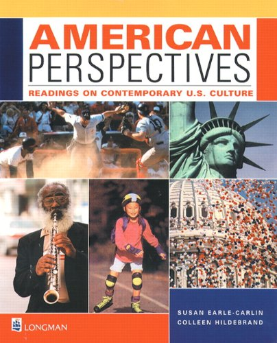 American Perspectives: Readings on Contemporary U.S. Culture