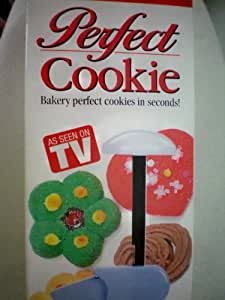 Perfect Cookie ... Bakery perfect cookies in seconds!