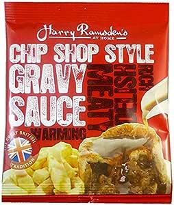 Harry Ramsdens Harry Ramsden Chip Shop Gravy Sauce Sachet 48g, 48 g, Gravy