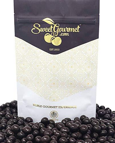 SweetGourmet Dark Chocolate Espresso Coffee Beans, 16 Oz