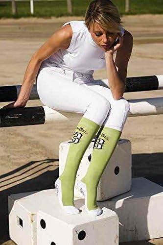 Calcetines equitación Mujer Equi-Theme Modelo Polo Equitación Ropa ...